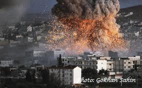 bombs syria